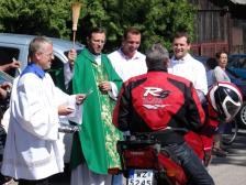 Poświęcenie pojazdów – św. Krzysztof