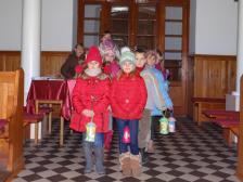 Roraty z udziałem dzieci