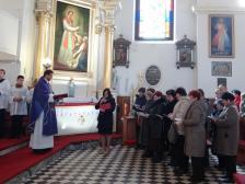 Przyjęcie członków do KŻR im. bł. Jana Pawła II