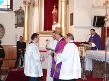 Wizytacja kanoniczna ks. biskupa Tadeusza Pikusa