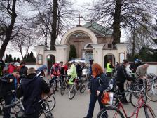 """Rajd rowerowy """"Śladami Józefa Chełmońskiego"""""""