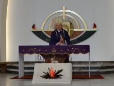 Młodzież odebrała Iskrę Bożego Miłosierdzia