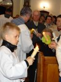 Niedziela Wielkanocna, Wigilia Paschalna
