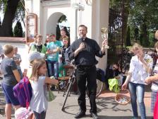 II Rajd Rowerowy św. Bartłomieja