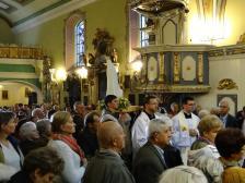 Pielgrzymka do Sanktuarium MB Bolesnej w Oborach