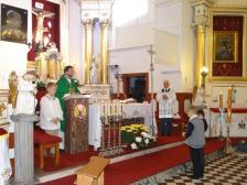 Promocja ministrantów: Mateusza i Marcina