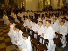 Promocja lektorska Marcina