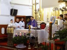Betlejemskie Światło Pokoju 2015