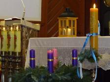 Roraty – Drzewo życia. Chrzest źródłem miłosierdzia