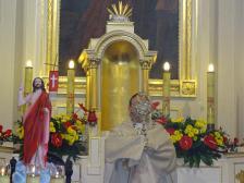 Peregrynacja obrazu Jezusa Miłosiernego