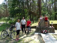 Kampinos – czyli przez park na rowerach