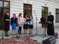 I Festiwal Maryjny w Szymanowie