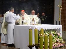 Błogosławieństwo nadzwyczajnego szafarza Komunii św.