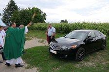 Poświęcenie pojazdów (wspomnienie św. Krzysztofa)