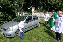 Akcja św. Krzysztof 2020. Błogosławieństwo kierowców i poświęcenie pojazdów