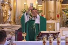 Dożynki parafialne 2020
