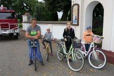 Rajd rowerowy św. Bartłomieja 2021
