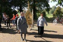 Procesja eucharystyczna w pierwszą niedzielę miesiąca